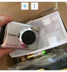 Фотоаппарат Canon Power Shot A 495