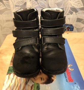 Ботинки зимние Footmaster