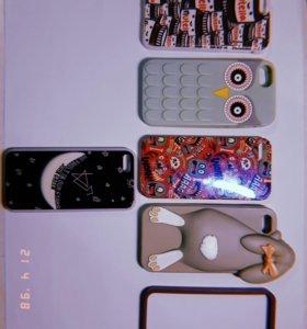 Чехлы на aйфон 5S
