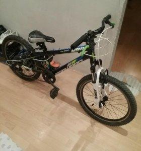 Велосипед FORWARD UNIT MTB JUNIOR SERIES.