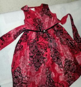Платье-праздник