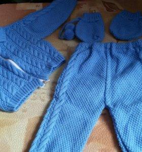 Комплект свитер и гомаши