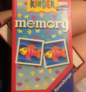 Игра для развития памяти