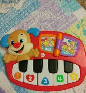 Пианино Fisher price