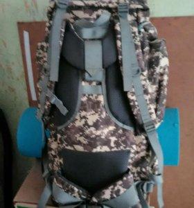 Рюкзак с карематом