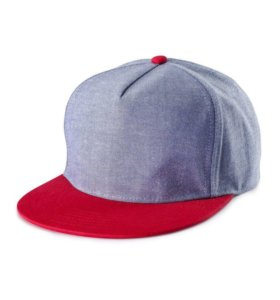 H&M cap in blue for men (кепка-бейсболка)