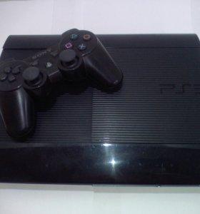 Игровая Консоль PlayStation 3 Super Slim 500Gb