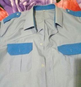 Форменная рубашка