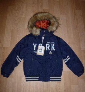 Куртка MEK (Италия) р. 110 Новая