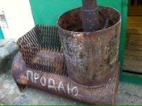 Печь для бани или сауны