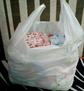Пакет вещей 0-2 месяца