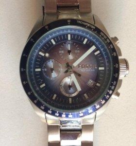 Часы хронограф Fossil CH 2589 . Новый