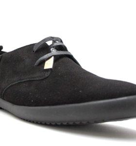 Туфли (полуботинки) Cosottini замша р-р 44