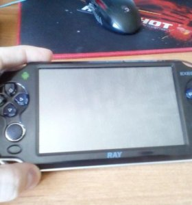 Продам игровую консоль exeq ray