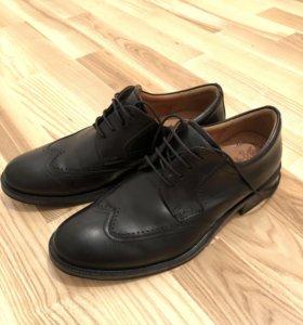 Туфли ботинки мужские Ecco (экко) новые