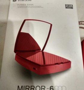 Power bank Vorson mirror -6000