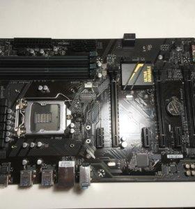 Материнская плата gigabyte GA-Z270P-D3, LGA 1151