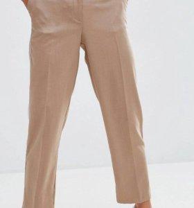 Прямые штаны со стрелками