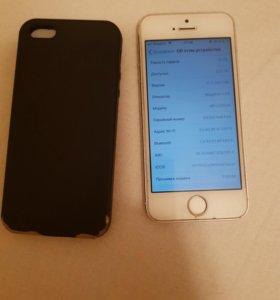 iphone 5s 16г.