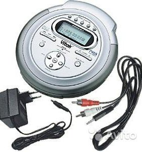 CD/MP3/Radio player Vitek VT-3774SR
