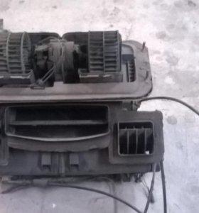 Печка в сборе BMW e30