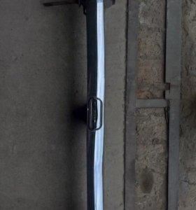 Бампер задний с клыками ваз 2101 СССР