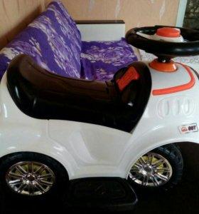 Машина коляска