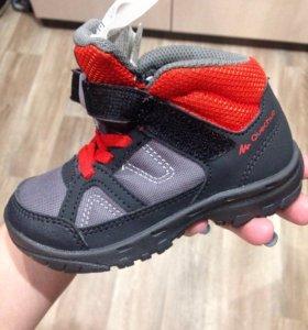 Новые кроссовки, стелька 14,5см