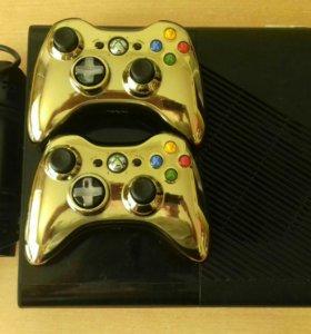 Xbox 360e freeboot на 250gb
