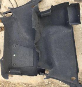 Обшивка багажника Passat b5, b5+ седан