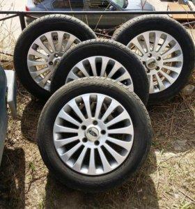 Шины и диски ford