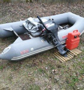 Мотор suzuki 15 Лодка viking 320