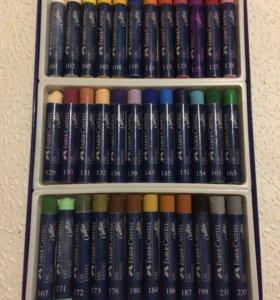 Масляная пастель Faber-Castell 36 цветов