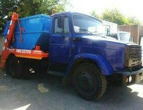 Вывоз мусора Жуковка
