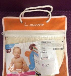 Подушка ортопедическая для детей от 0-1,5 лет