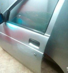 Дверь водительская ваз 2112