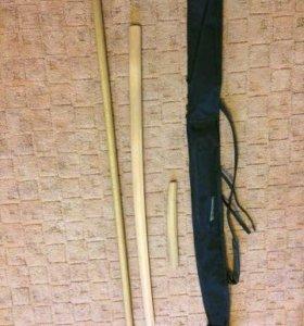 Комплект тренировочного оружия для айкидо