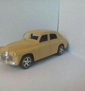 Ретро автомобиль (игрушка)
