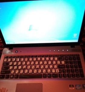 Продам ноутбук Lenovo ideapad Z570