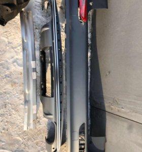 Бампер задний для AUDI SQ5/Q5