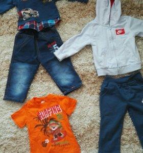 Костюм спортивный, комбинезон, джинсы, брюки