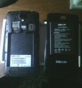 Dexp ixion ES5 на запчасти!