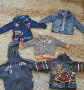 Кофта, костюм, комбинезон, кепка, брюки