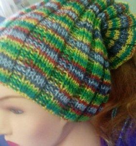 Дред-шапки, повязки для дред
