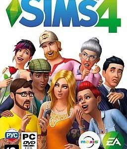 Лицензионная игра The Sims 4