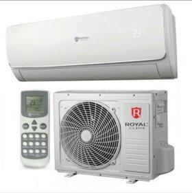Продажа и установка кондиционеров и сплит систем.
