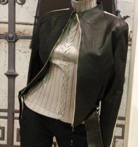 Куртка из Натуральной кожи Даром