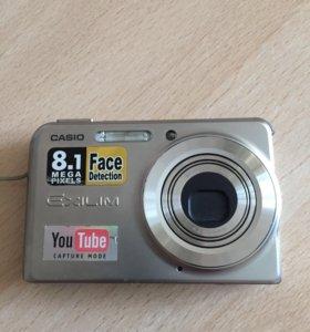 Фотоаппарат Casio Exilim Card EX-S880