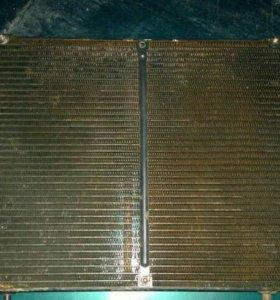 Продам медный радиатор на Газ