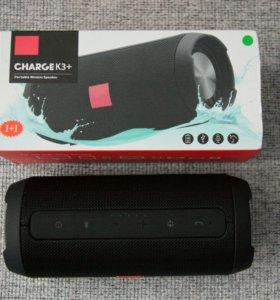 Беспроводная блютус Bluetooth колонка charge k3+